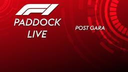 GP Francia. Post Gara