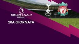 Tottenham - Liverpool. 20a g.