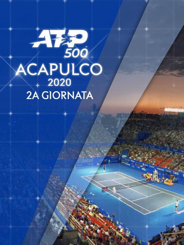 Tennis: ATP Acapulco   (diretta)