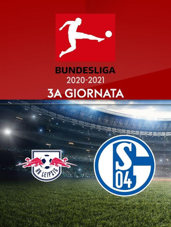 Lipsia - Schalke. 3a g.
