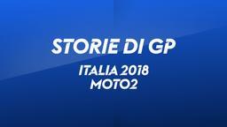 Italia, Mugello 2018. Moto2