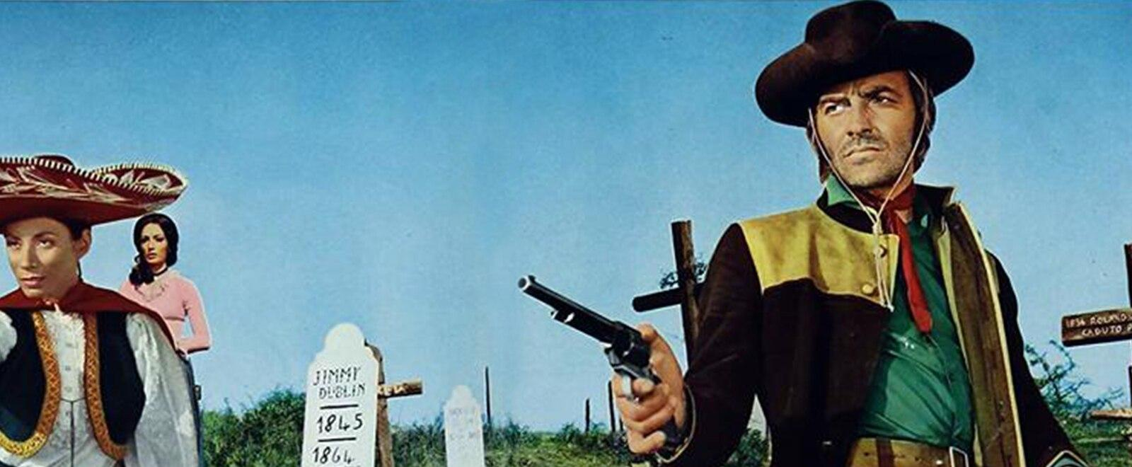 Una pistola per cento croci!