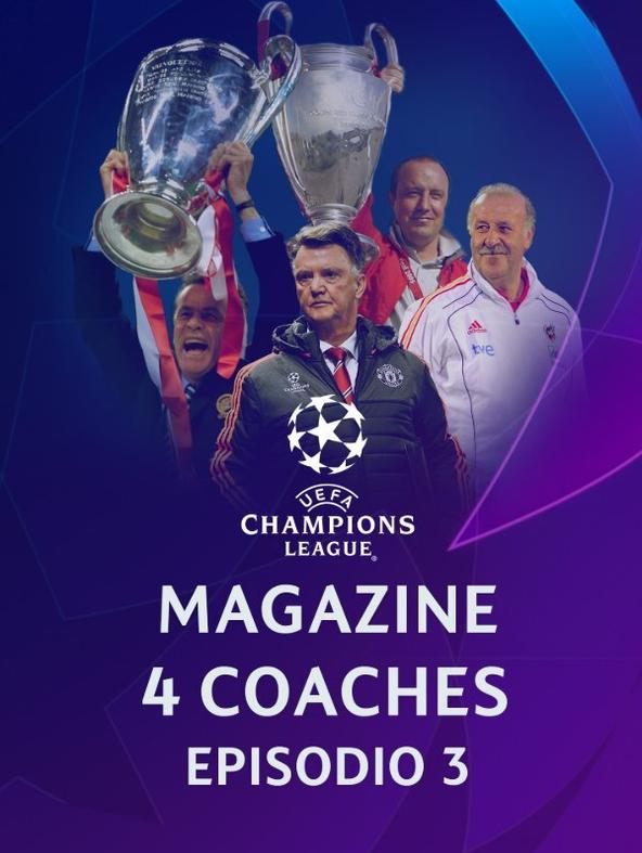 UCL Magazine 4 Coaches