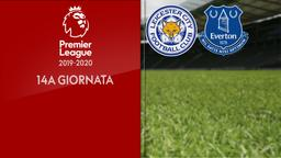 Leicester City - Everton. 14a g.