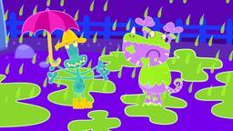 Pioggia di melma