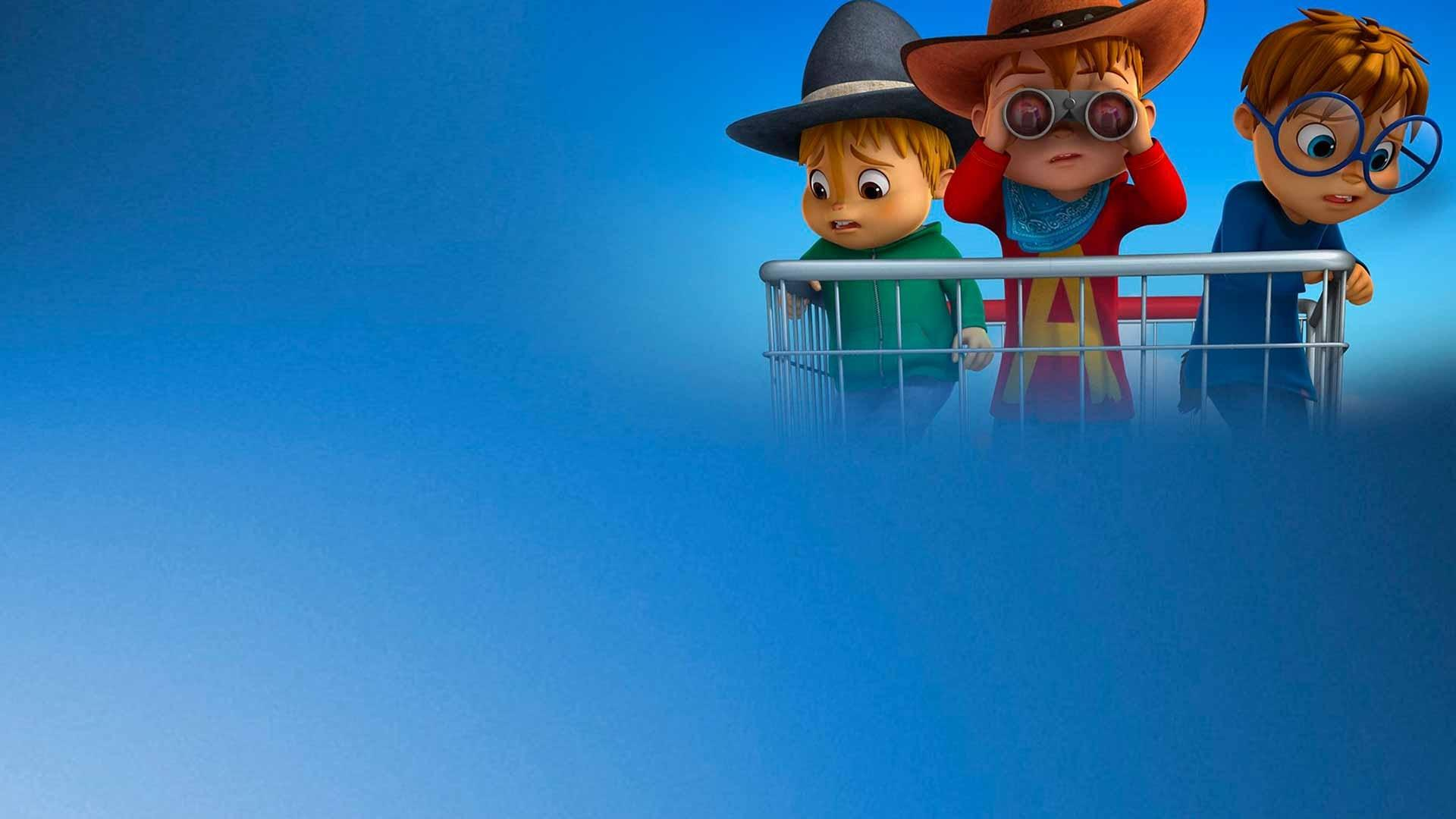 Nickelodeon +1 Alvinnn!!! And the Chipmunks