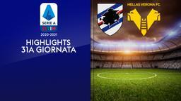 Sampdoria - Verona