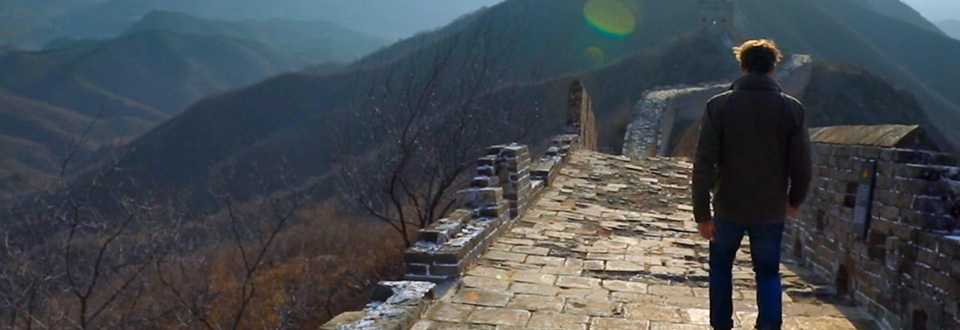 Cina: meraviglie antiche dall'alto
