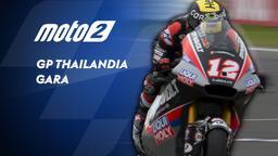 GP Thailandia. Gara