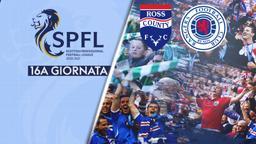 Ross County - Rangers. 16a g.