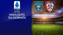 Lecce - Cagliari