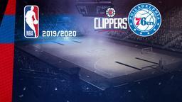 LA Clippers - Philadelphia