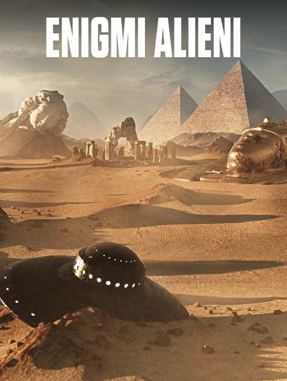S12 Ep1 - Enigmi alieni-Antartide, quartier...