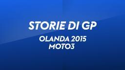 Olanda, Assen 2015. Moto3