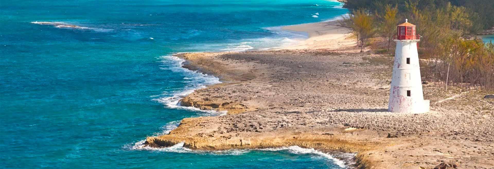Bahamas, effetti speciali a cielo aperto