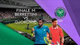 Berrettini - Djokovic