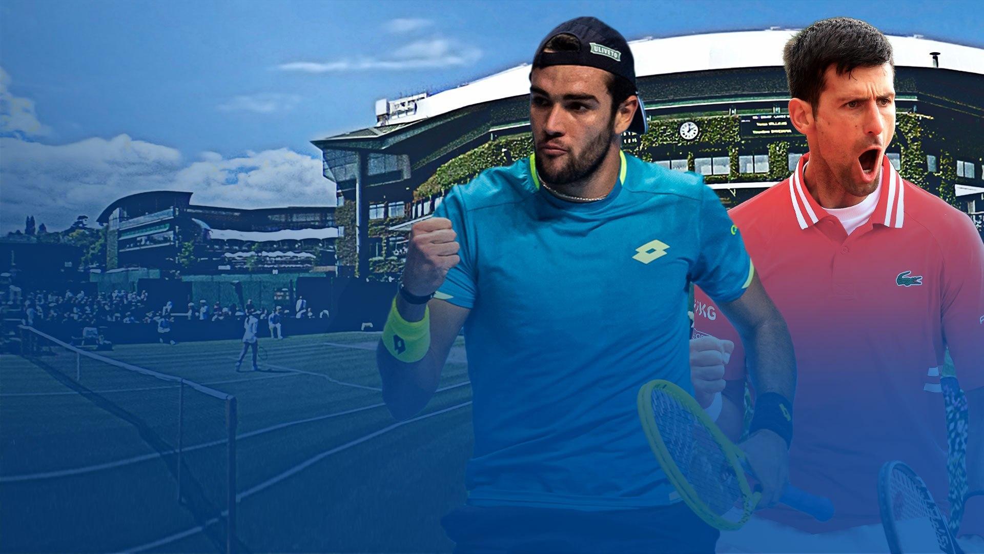Sky Sport Tennis HD Wimbledon