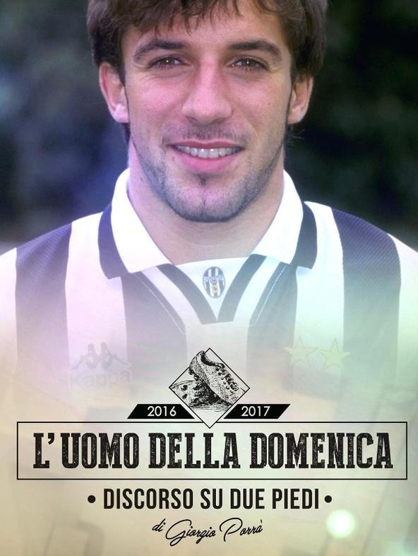 L'uomo della Domenica: Del Piero 1996