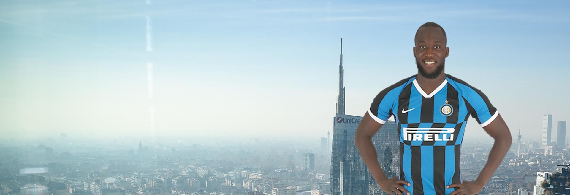 Lukaku, un gigante a Milano