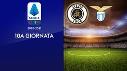 Spezia - Lazio. 10a g.