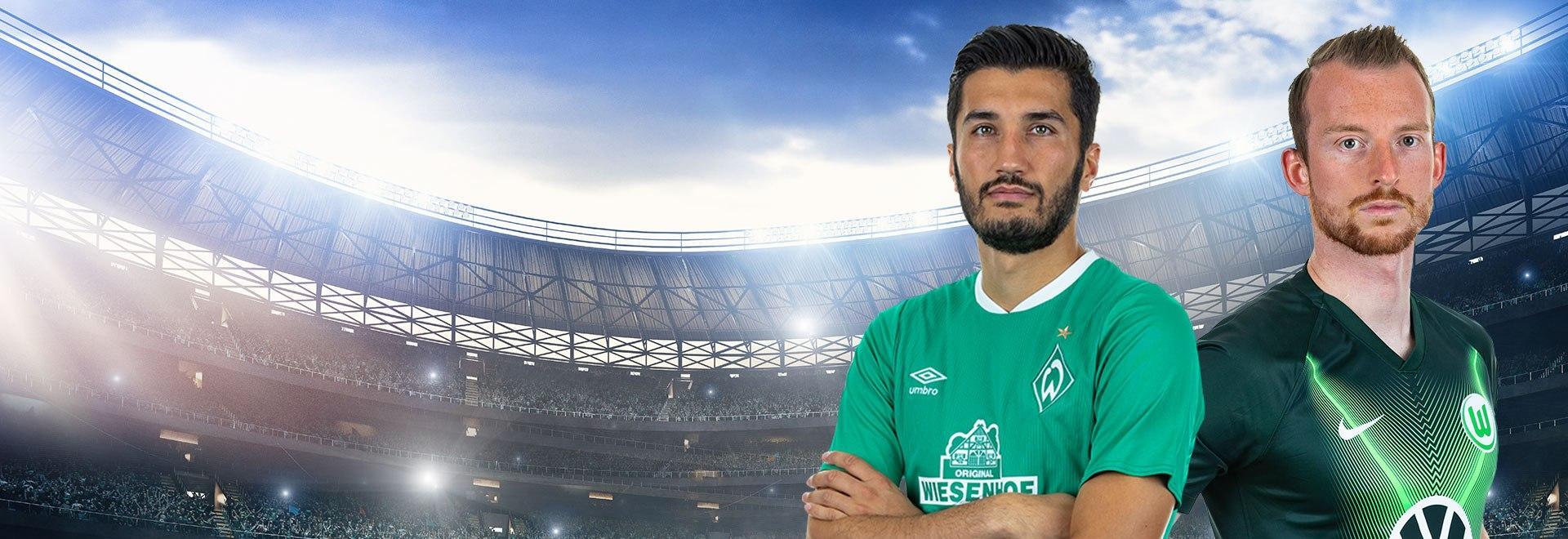 Werder Brema - Wolfsburg. 30a g.
