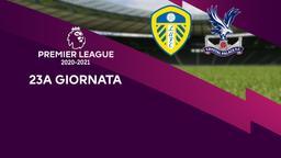 Leeds - Crystal Palace. 23a g.