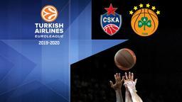 CSKA Mosca - Panathinaikos. 17a g.