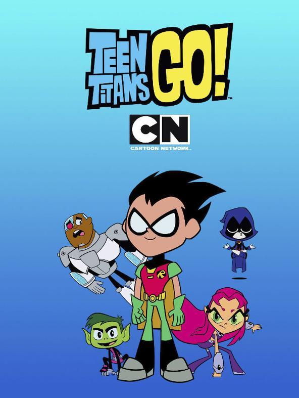 S2 Ep21 - Teen Titans Go!