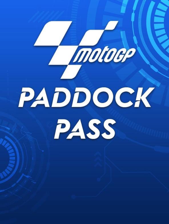 Paddock Pass