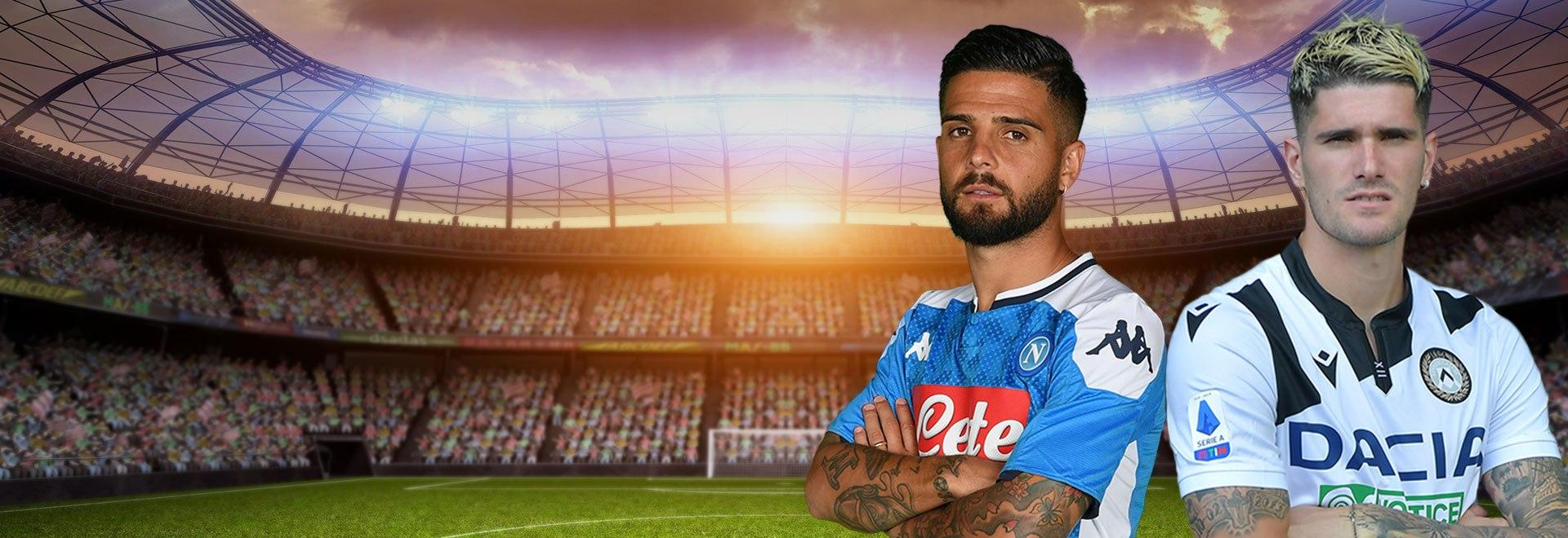 Napoli - Udinese. 34a g.