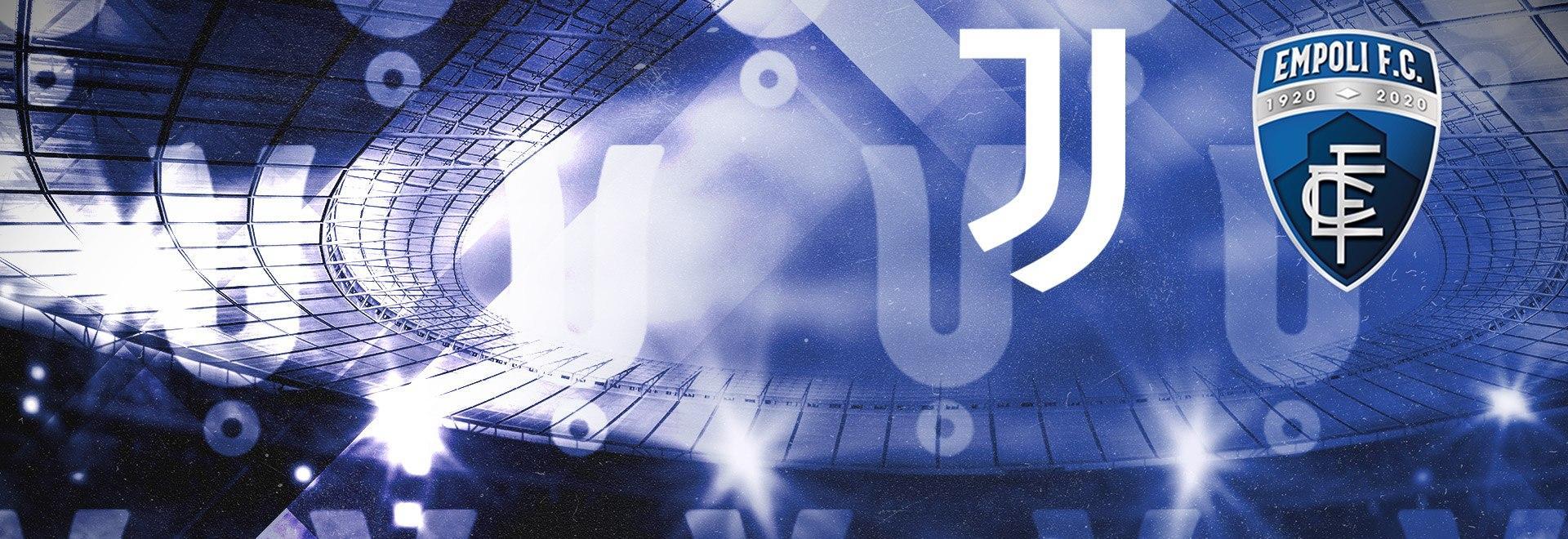 Juventus - Empoli F. Quarti Ritorno