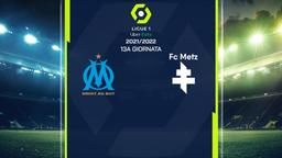 Marsiglia - Metz