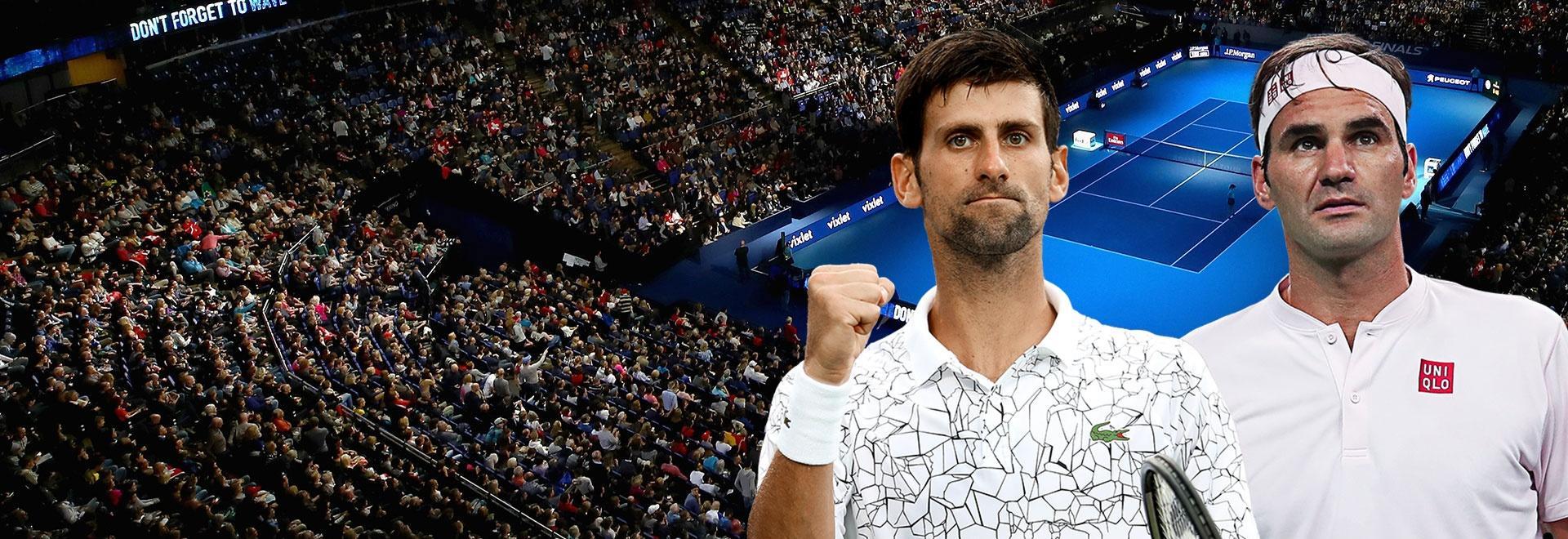 Djokovic - Federer