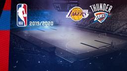 LA Lakers - Oklahoma