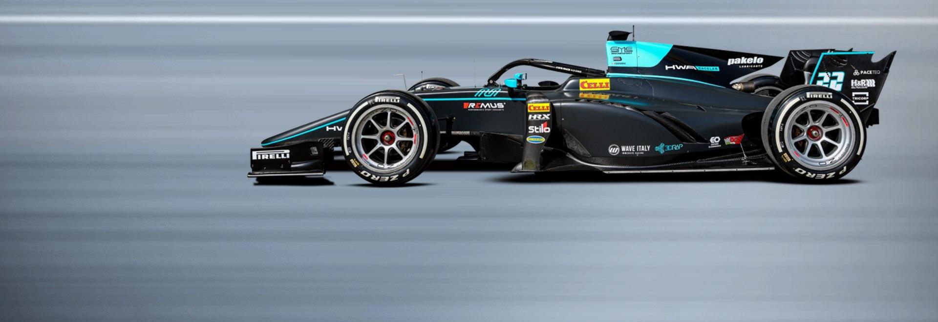 GP Azerbaijan. F.Race
