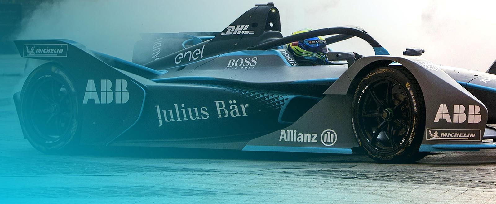 Campionato Formula E - Post Gara