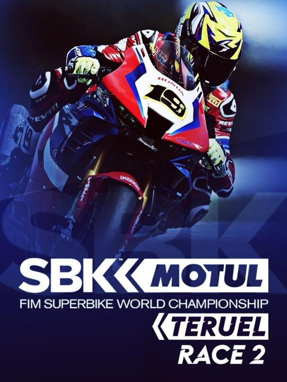 WorldSBK Race2: Teruel