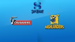 Crusaders - Highlanders. 1° Quarto