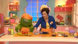 Cucina da artisti