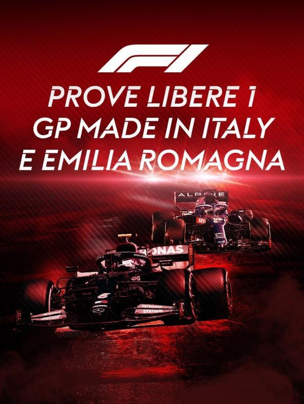 GP Made in Italy e Emilia Romagna. PL1