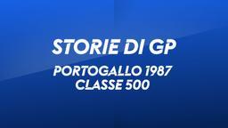 Portogallo, Jarama 1987. Classe 500
