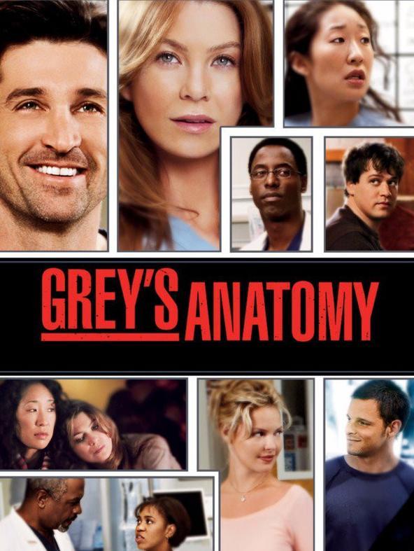 Grey's Anatomy - Stag. 8 Ep. 1 - Caduta libera