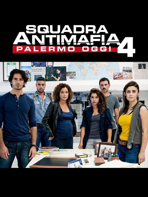 Squadra antimafia 4 - Palermo oggi