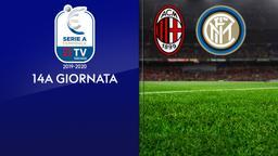 Milan - Inter. 14a g.