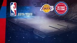 LA Lakers - Detroit