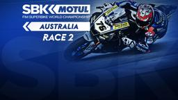 Australia. Race 2