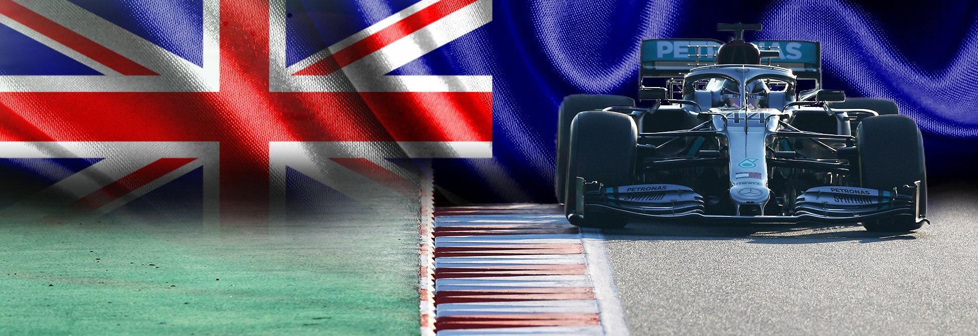 GP Australia. Gara
