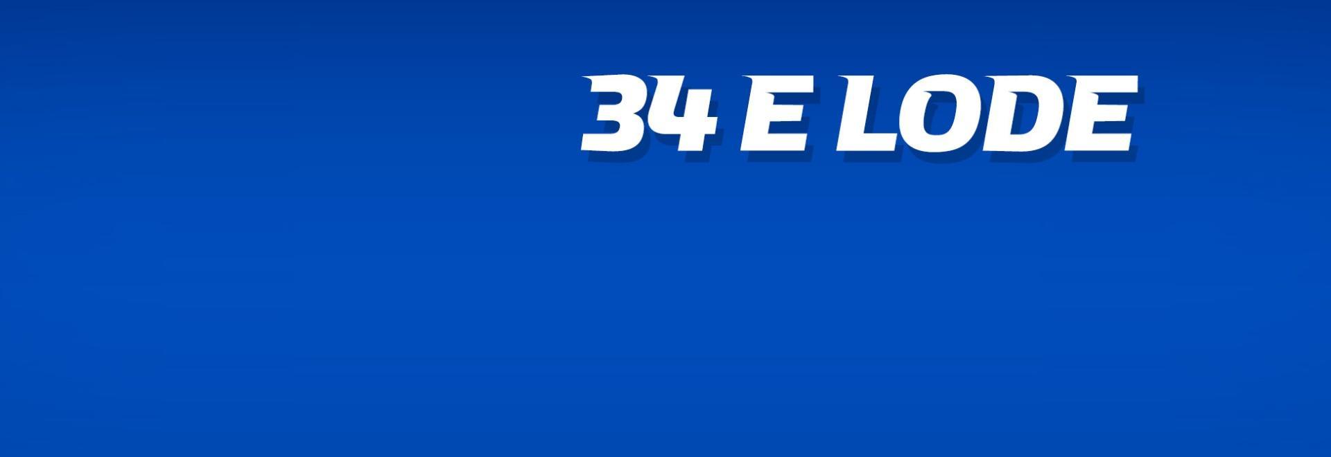 34 e lode