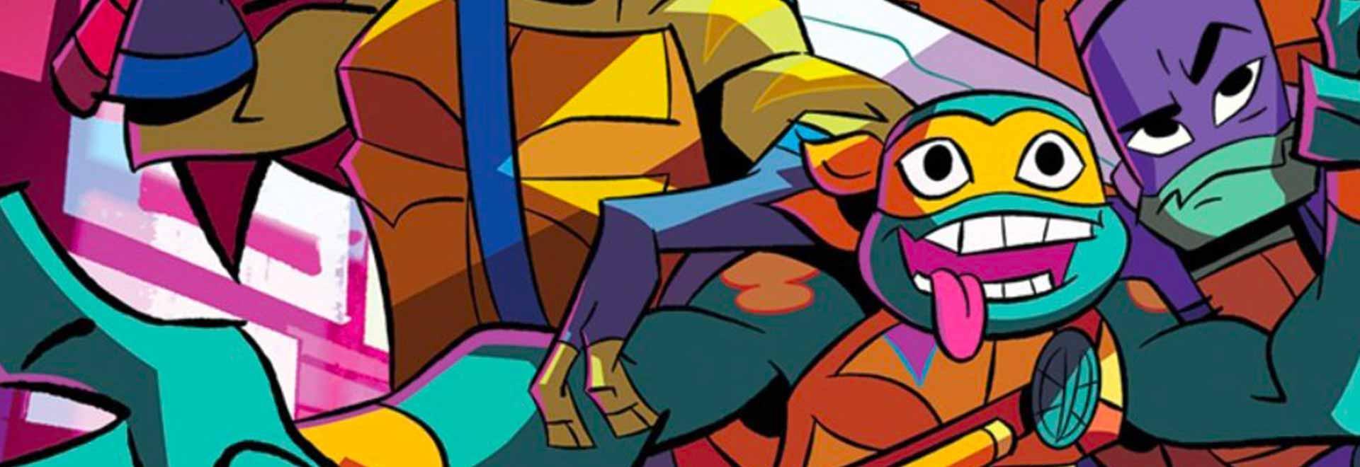 Rise of the Teenage Mutant Ninja Turtles - Stag. 1 Ep. 20