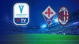 Fiorentina - Milan. 2a semifinale. 2a semifinale